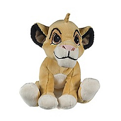 Disney - 25cm 'Lion King Simba' soft toy