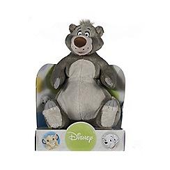 Disney - 25cm 'Jungle Book Baloo' soft toy