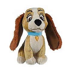 Disney - 25cm 'Lady and the Tramp' soft toy