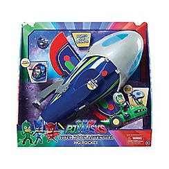 PJ Masks - 'Super Moon Adventure HQ Rocket' playset