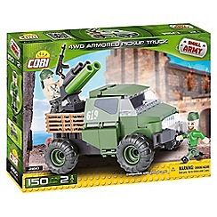 COBI - '4WD Armored Pickup Truck' set - 2160