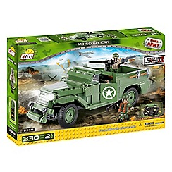COBI - 'M3 Scout Car' set - 2368