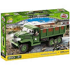 COBI - 'GMC CCKW 353 Transport Truck' set - 2378