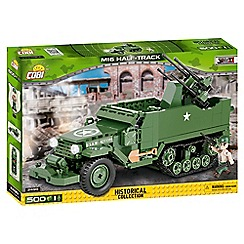 COBI - 'Historical Collection - M16 Half Track' set - 2499