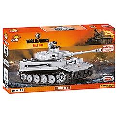 COBI - 'World of Tanks - Tiger I' set - 3000