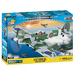 COBI - 'Historical Collection - Supermarine Spitfire MK. VB' set - 5512