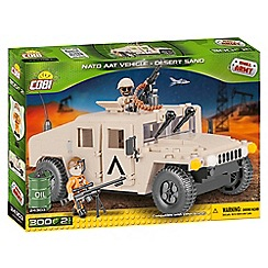 COBI - 'Nato Aat - Desert Sand' vehicle set - 24303