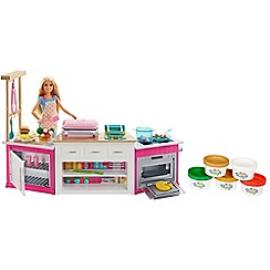 Barbie - 'Ultimate Kitchen' doll playset