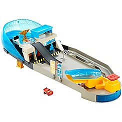 Disney Cars - Pixar mini racers rollin' raceway playset