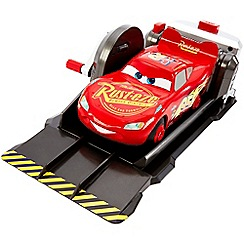 Disney Cars - Pixar stunt and skills lightning mcqueen car