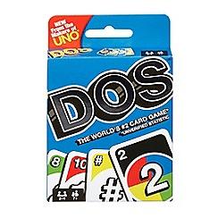 Mattel - 'DOS' card game
