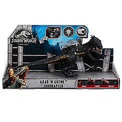 Jurassic World - 'Grab 'N Growl™ Indoraptor' dinosaur toy