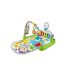Fisher-Price - Deluxe kick and play piano gym