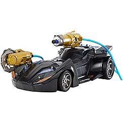 Batman - Missions air power cannon attack batmobile vehicle