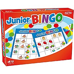 Tactic - 'Junior Bingo' game
