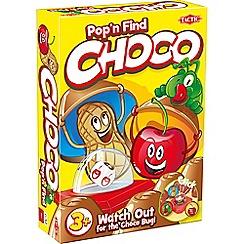 Tactic - 'Pop'n Find Choco' game
