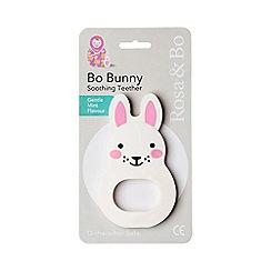 Rosa & Bo - 'Bo Bunny' soothing teether