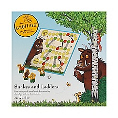 The Gruffalo - The gruffalo snakes and ladders game