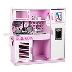 Melissa & Doug - Chef's Kitchen Pink Playset