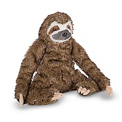 Melissa & Doug - Sloth Plush Toy