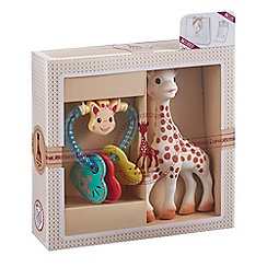 Sophie La Girafe - Rattle and teether gift set