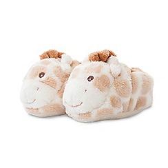 Gigi Giraffe - Giraffe baby shoes