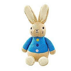 Beatrix Potter - 'Made with love - Peter Rabbit' 18cm plush toy