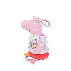 Peppa Pig - My First Jiggle Peppa Plush Toy