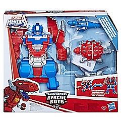 Transformers - 'Playskool Heroes - Rescue Bots' playset