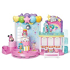 Party Popteenies - 'Poptastic Party' playset