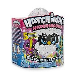 Hatchimals - Hatchibabies Speckled Egg