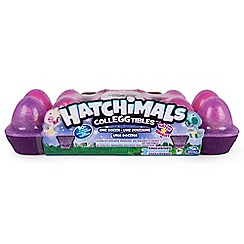 Hatchimals - 'Colleggtibles Season 4' one dozen egg carton