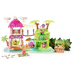 Hatchimals - Tropical party playset