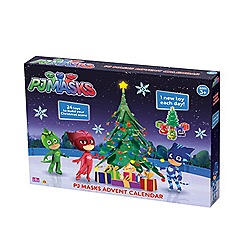 PJ Masks - Advent Calendar Toys Gift Set