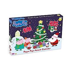 Peppa Pig - Advent Calendar Toys Gift Set
