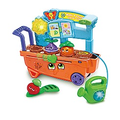LeapFrog - Water and count vegetable garden