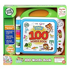LeapFrog - 'Learning Friends' 100 words book