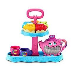 LeapFrog - Musical rainbow tea party set