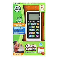 LeapFrog - Scout's chat and count smart phone