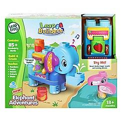 LeapFrog - 'LeapBuilders®' - Elephant Adventures