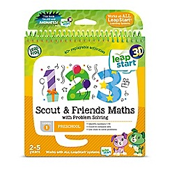 LeapFrog - 'Leapstart« - Scout and Friends Maths' activity book
