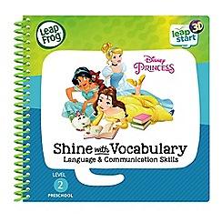 LeapFrog - 'LeapStart™ - Disney Princess' 3D enhanced vocabulary activity book