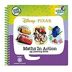 LeapFrog - 'LeapStart™ - Pixar Maths in Action' book