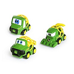 John Deere - 'Go Grippers John Deere' farm vehicles set
