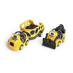 Oball - 'Go Grippers John Deere' construction vehicles set