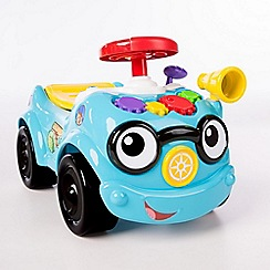 Baby Einstein - 'Roadtripper' ride-on car