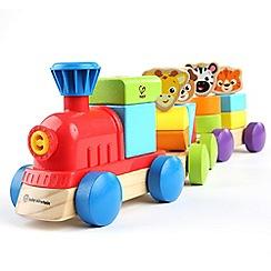 Baby Einstein - 'Discovery Train' wooden toy