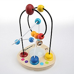 Baby Einstein - 'Colour Mixer' wooden bead maze