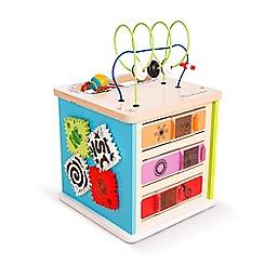 Baby Einstein - 'Innovation Station' activity cube