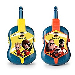 The Incredibles - Set of 2 Walkie Talkies
